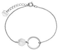 "Armband ""Idylle Circle Marble Hexagon"" CLJ12008"