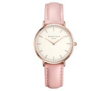 Damenuhr The Tribecca Pink Rose gold Tangerine Strap Rose Gold TPT-X016