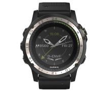 Armbanduhr D2 Charlie Titanium 40-33-1828
