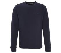 Sweatshirt, Regular Fit, Rundhalsausschnitt, Logo-Patch