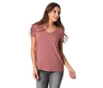T-Shirt, Rundhalsausschnitt, Mustermix