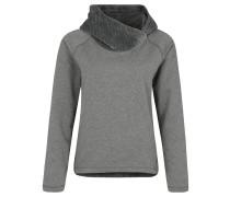 Sweatshirt, Regular Fit, Kapuze, Raglan-Ärmel, innen angeraut