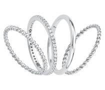 Ring 925 Sterling  mit Zirkonia 2015038