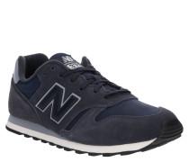 "Sneaker ""ML373NVB"", Veloursleder-Textil-Mix, dämpfend"