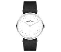 Maddis Herrenuhr MC40001GL inkl. zusätzlichen Uhren-Armband in braun