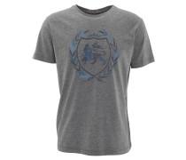 T-Shirt, Baumwolle, Logo-Print, Rundhals