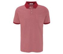"""Poloshirt """"Paco"""", Jersey, Brusttasche, feine Streifen, leicht"""