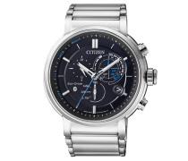 "Hybrid Smartwatch Herrenuhr ""Proximity"" BZ1001-86E Solaruhr"