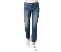 "Jeans ""Babhila"", Slim Fit, Regular Waist, Waschung"