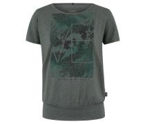 """T-Shirt """"Marita"""", Frontprint, Rundhalsausschnitt, Jersey"""