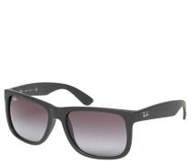 "Sonnenbrille ""RB 4165 Justin"", mattes Gestell"