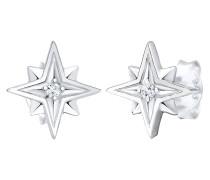 Ohrringe Sterne Astro Topas Edelstein 925 Sterling