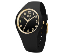 Black Gold - Numbers - Extrasmall - 3H Damenuhr 015342