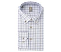 Businesshemd, Custom Fit, atmungsaktiv, knitterfrei