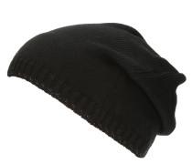 Mütze, Woll-Mix, reflektierender Anteil, Strick