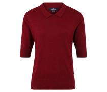 Poloshirt, Strick, Halbarm