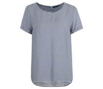 """T-Shirt """"Easy Spring"""", gestreift, Rundhalsausschnitt"""