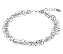 Armband, Edelstahl, 3-fach A501