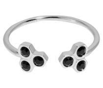 "Ring ""Essentielle Crystal Hexagon"" CLJ42008-52"