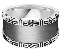 Black Meander Ring C4247R/90/00/58