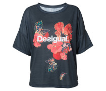 "Sport T-Shirt  ""Scarlet Bloom"""