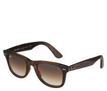 "Sonnenbrille ""Rb4340-50 710/51"", Wayfarer, Havana-Muster"