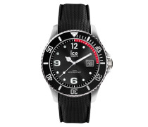 ICE steel - Black - Medium - 3H 016030 Herrenuhr