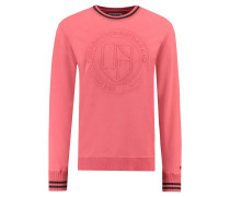 Sweatshirt, Regular-Fit, Logo-Brustprint