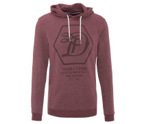 Sweatshirt, Print, Kordelzug, Kapuze