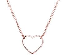 Halskette Herz Liebesbeweis 925 Sterling Silber