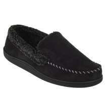 Pantoffeln, Fleece, uni