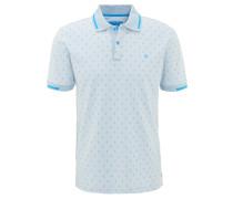 Polo-Shirt, Kurzarm, Allover-Print