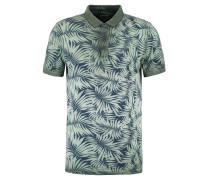Poloshirt, Baumwollmischung, Knopfverschluss