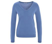 Pullover, Strick, V-Ausschnitt