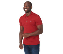 Poloshirt, Slim Fit, Kurzarm, Logo-Stickerei