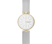 Hybrid Smartwatch Damenuhr SKT1413