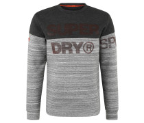 "Sweatshirt ""Gym Tech"", schnelltrocknend, thermoregulierend"