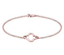 Armband Kleeblatt Glücksbringer 925 Sterling Silber
