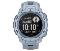 """Smartwatch """"Instinct"""" hellblau / schiefer 40-40-1731"""