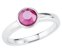 Damen-Ring mit Swarovski® Kristall, Sterling  925