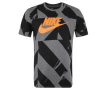 T-Shirt, Baumwolle, Logo-Druck