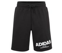 """Shorts """"Essentials"""", Sweat, Kordelzug, Logo-Stickerei"""