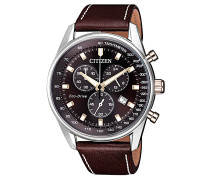 "Herrenuhr ""Eco Drive"" AT2396-19X Chronograph"