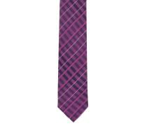 Krawatte, Seiden-Anteil, kariert