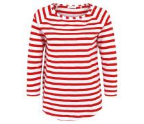Shirt, 3/4-Arm, Rundhalsausschnitt, Baumwolle
