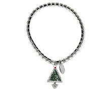 Weihnachts-Armband mit Tannenbaum Anhänger