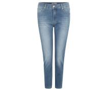 "Jeans ""Ornella"", Slim Fit, 7/8-Länge, Stretch"