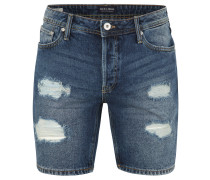 "Jeans-Shorts ""Rick"", Used Look, Destroyed-Effekte"