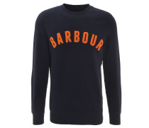 Sweatshirt, aufgestickter Logo-Print