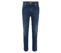 "Jeans ""Tramper"", Slim Fit, Used-Waschung"